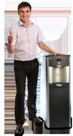 Преимущества автоматов питьевой воды Ecomaster перед бутилированной водой высшей категории
